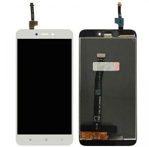 LCD (Дисплей) Xiaomi Redmi 4X (в сборе с тачскрином) (white) Оригинал